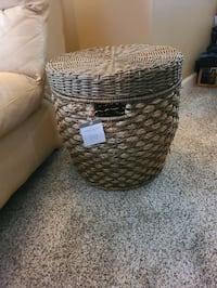 Threshold storage basket/side table 2 available Olney, 20832