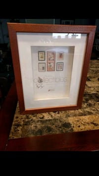white and brown wooden framed painting Greenacres, 33463