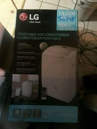 LG air conditioner Langley, V1M 1Y7