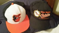 Orioles baseball caps Baltimore, 21224