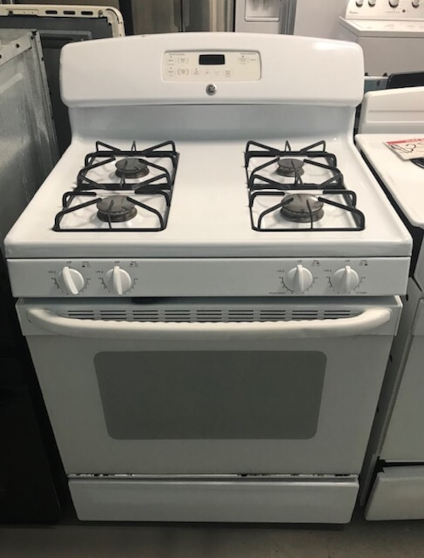 GE Gas stove 90 days warranty 5320470d-1557-4eb3-83d7-3d00eb2409ad