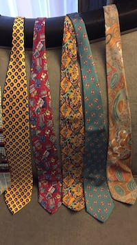 MENS TIES EACH $5 or bundle deal ! El Cajon, 92020