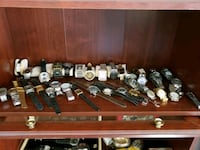 Collection of watches Colorado Springs