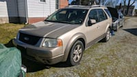 2006 Ford Freestyle SEL mechanic special Burlington