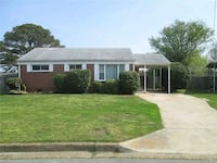 HOUSE For Rent 3BR 1BA Norfolk