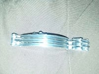 stainless steel bracelet with black in it Baltimore, 21213