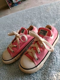 Converse Girls size 10 Silver Spring, 20910