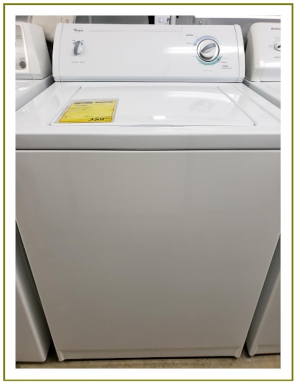 Reconditioned Whirlpool Large Capacity Washer LSR5132PQ