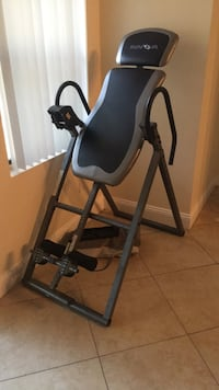 inversion table Fort Lauderdale, 33304