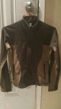 black and gray zip-up jacket Coquitlam, V3B 4T6