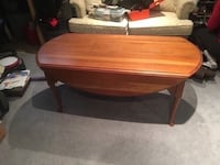 Antique Collapsible coffee table