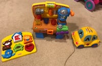 Fisher price and vtech bus Woodbridge, 22191