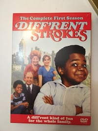 Different Strokes DVD unopened View Park, 90008