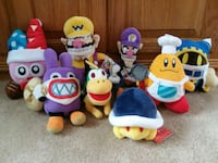 Mario Bros plushes Toms River, 08755