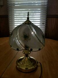 Night stand lamp. Very elegant.   Maryland Heights, 63043