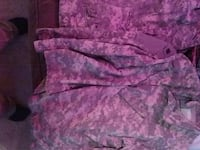 purple camouflage jacket Grove City, 43123