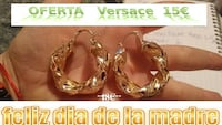 PENDIENTES RIZADOS GOLD FILLED Valencia, 46002