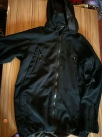 black zip-up hoodie Reading, RG30 6UL