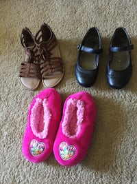 3 pair Size 11 shoes Chula Vista, 91911