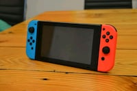 blue and red Nintendo Switch Greater London, N9 8UL