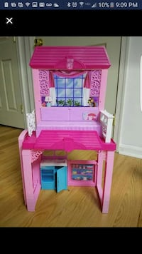 pink and purple doll house Frederick, 21702
