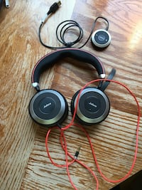 Jabra professional over the headphone with microphone Pomona, 10970