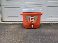 7 Gallon Gatorade Cooler