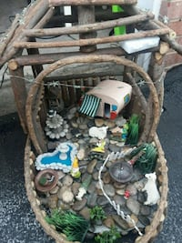 Fairy garden w lights and accessories hearth and p Alexandria, 22304