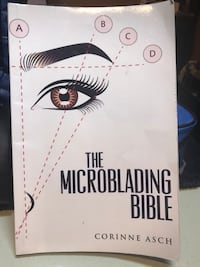 The Microblading Bible by Corinee Asch book Vancouver, 98683