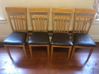 4 Dining room chairs Allentown