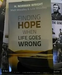 Finding Hope When Life Goes Wrong by H. Norman Wright book