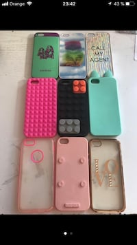 9 fundas IPhone 5/s  Bilbao, 48001