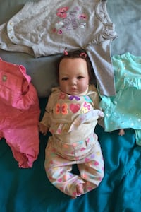 Beautiful reborn baby/ outfits including  Las Vegas, 89110