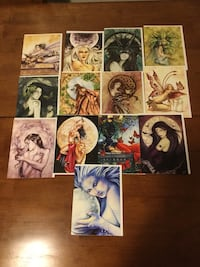 NEW Blank Spellbound Greeting Cards ( 1 Card Each ) Edmonton, T6L 1G7