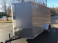 6 X 12 Enclosed Trailer  Rocky Point, 11778