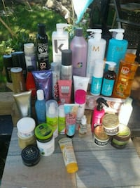 Hot brand name Hair and Beauty products