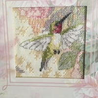 Teapot OR Hummingbird Cross Stitch Calgary, T2W 2W2