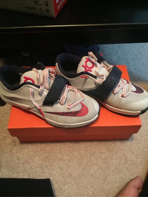 new product cfcba f689b Used Nike KD 7- July 4th for sale in Plano