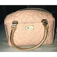 Small Betsey Johnson pink purse Independence, 64053