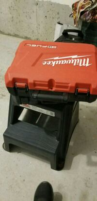red and black Milwaukee tool case Oshawa, L1H 7K4
