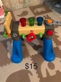 toddler's assorted plastic toys Montreal, H1R 1R3