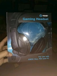 Gaming headset for XBOX one ,ps4, pc Oklahoma City, 73119