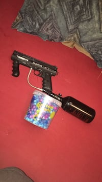 black and gray paintball marker Barrie, L4N 9T1