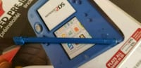 blue and black Nintendo DS Toronto, M6S 4E1