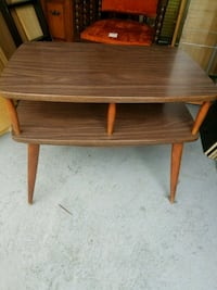 Two-Tier Wood Coffee Table Oakville, L6H