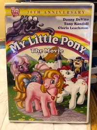 My Little pony DVD. Dollard-des-Ormeaux, H9B 2N2