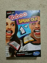 Taboo Speak Out Fairfax, 22033