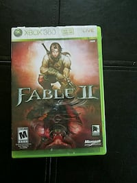 Xbox 360 Fable 3 game case New Windsor, 12553