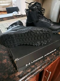 Under armour tactical boots brand new Hillside, 07205