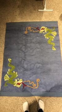 Small area rug for children's play area Edmonton, T5R